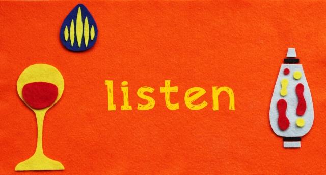button-listen